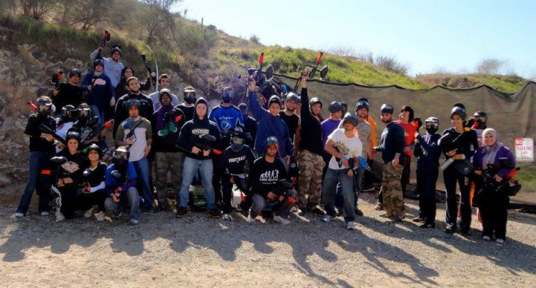 2012 Paintball Event Icon
