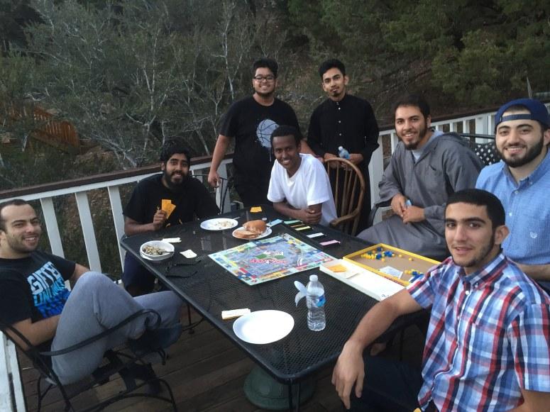 2015 Brothers' Retreat Icon