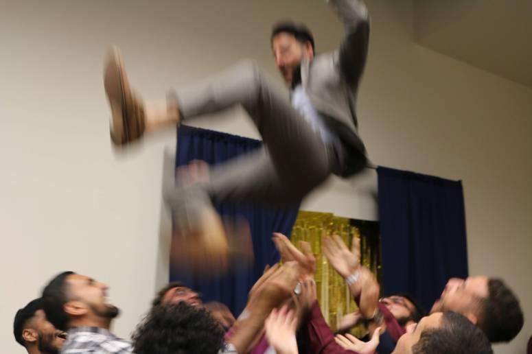 2018 MSA UCR Banquet RAW Icon